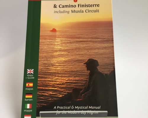 A Pilgrim's Guide to the Camino Inglés & Camino Finisterre including Muxía Circuit £10.99