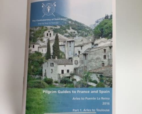 Pilgrim Guides to France and Spain - Arles to Puente La Reina Part 1. Arles to Toulouse £7
