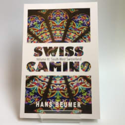 cover of guidebooks to swiss camino volume 3