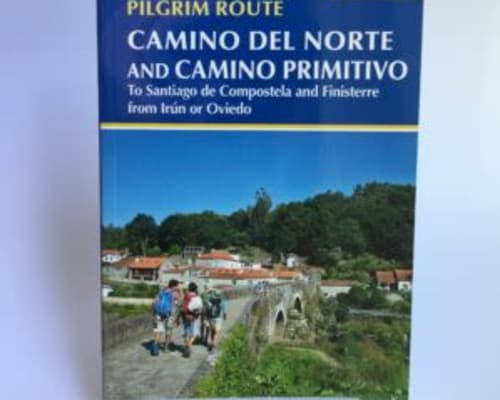 Camino del Norte and Camino Primitivo to Santiago and Finisterre £15.50
