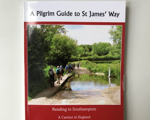 Pilgrim Guide to St James' Way £8