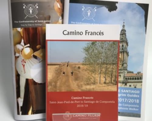 All You Need for the Camino Francés 2018/19 - 3-in-1 Suite £10