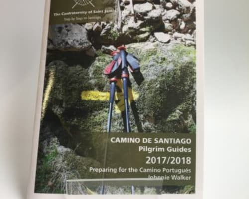 Camino de Santiago Pilgrim Guides 2017/2018 - Preparing for the Camino Portugués £4