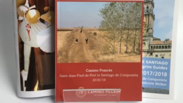 all you need for camino frances 2018/2019 guidebook bundle