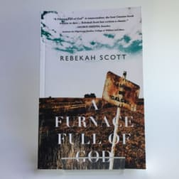 cover of furnace full of god book