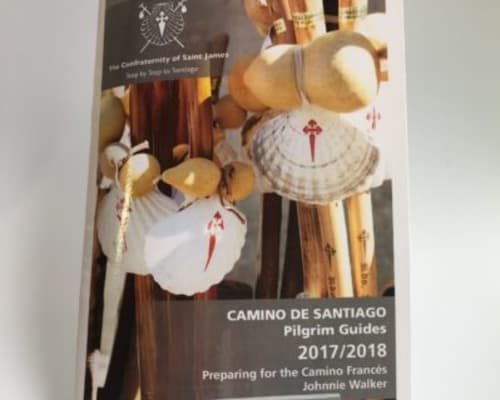 Camino de Santiago Pilgrim Guides 2017/2018 - Preparing for the Camino Francés £4