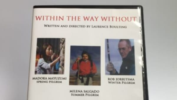 cover of within the way without camino film